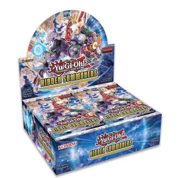Yugioh - Hidden Summoners Booster Box
