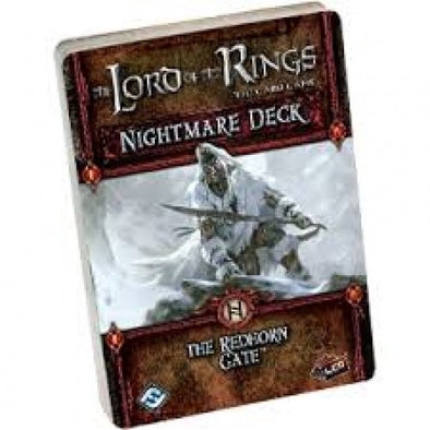 Lord of the Rings LCG - Redhorn Gate Nightmare Deck - 401 Games