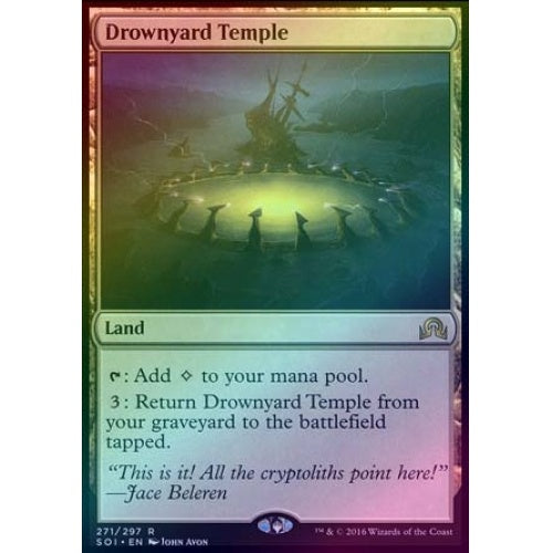 Drownyard Temple (Foil) - 401 Games
