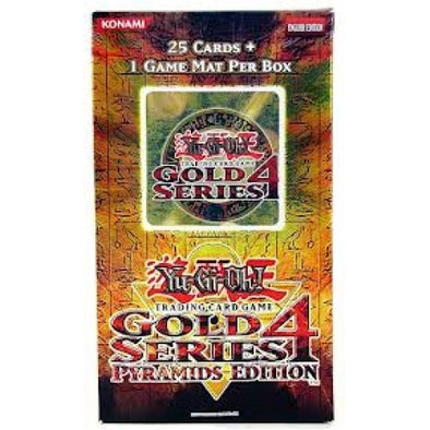 Buy Yugioh - Gold Series 4 - Pack and more Great Yugioh Products at 401 Games