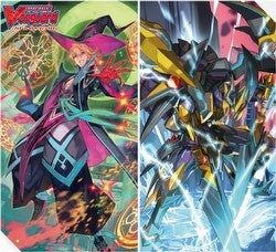 Cardfight!! Vanguard - V - BT10: Phantom Dragon Aeon Booster Pack available at 401 Games Canada