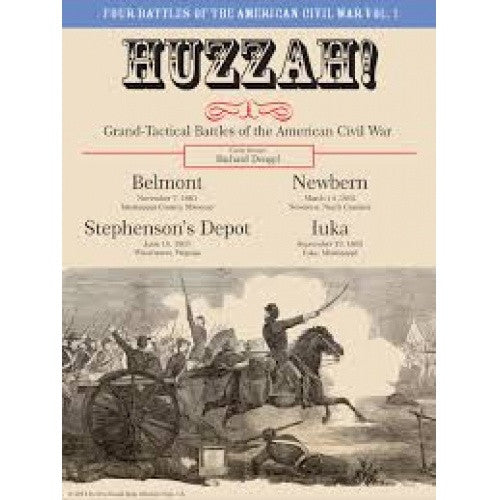 Huzzah! Grand-Tactical Battles of the American Civil War