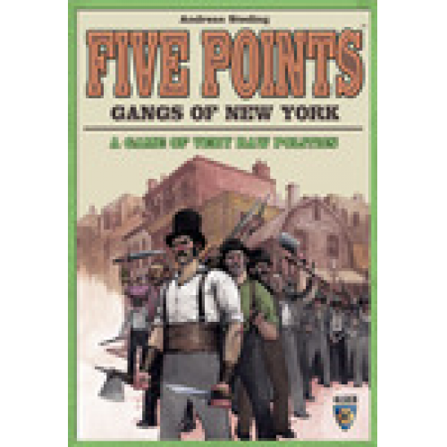 Five Points: Gangs Of New York - 401 Games