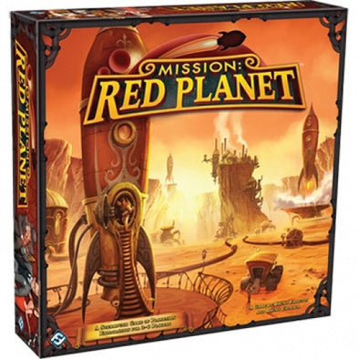 Mission: Red Planet - 401 Games