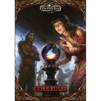 The Dark Eye - Core Rulebook available at 401 Games Canada