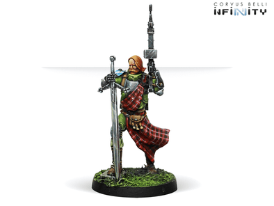 Infinity - Ariadna - 3rd Highlander Grey Rifles (HMG) - 401 Games