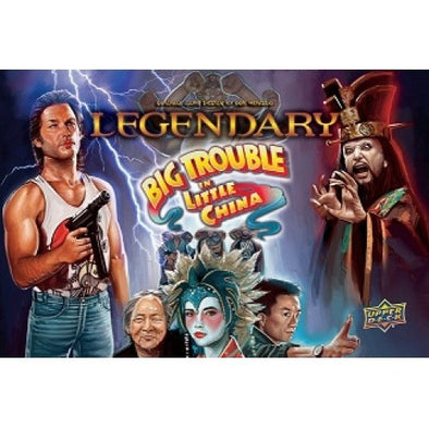 Legendary - Big Trouble in Little China - 401 Games