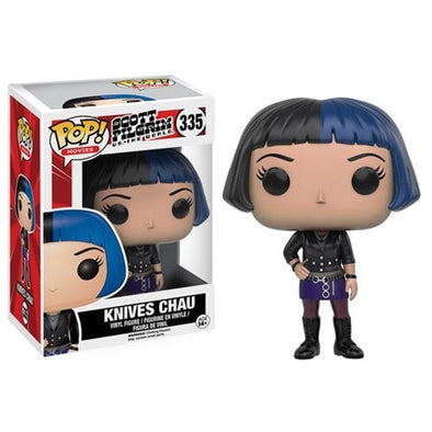 Buy Pop! Scott Pilgrim Vs. The World - Knives Chau and more Great Funko & POP! Products at 401 Games