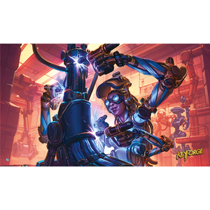 Buy Keyforge - In the Lab Playmat and more Great Board Games Products at 401 Games
