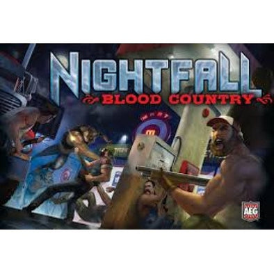 Nightfall - Blood Country Expansion (no restock)