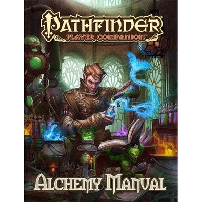 Buy Pathfinder - Player Companion - Alchemy Manual and more Great RPG Products at 401 Games