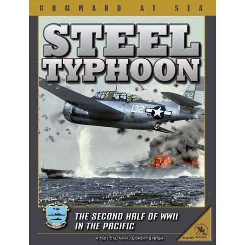 Buy Steel Typhoon and more Great Board Games Products at 401 Games