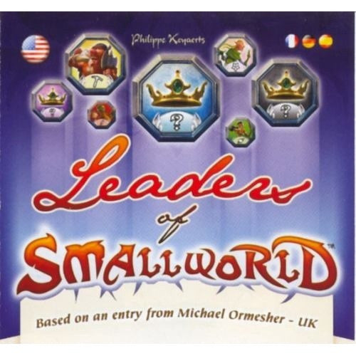 Small World - Leaders of Small World - 401 Games