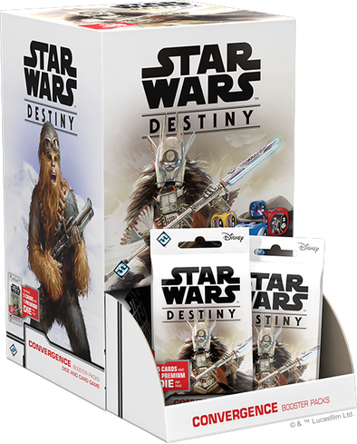 Star Wars Destiny - Convergence - Booster Box (Pre-Order)
