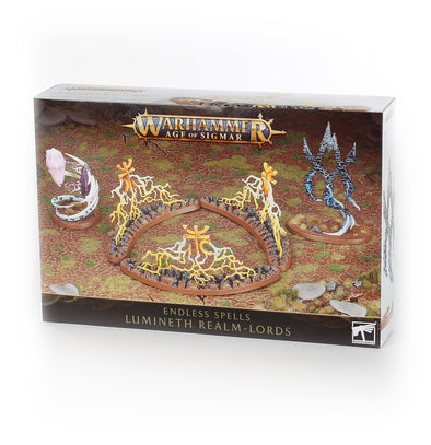 Warhammer - Age of Sigmar - Endless Spells: Lumineth Realm-Lords available at 401 Games Canada