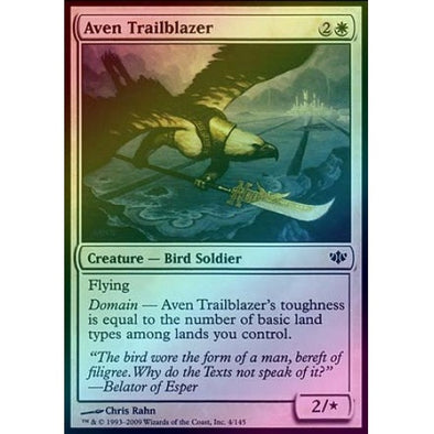 Aven Trailblazer (Foil) (CON) available at 401 Games Canada