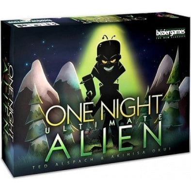 Buy One Night Ultimate Alien and more Great Board Games Products at 401 Games