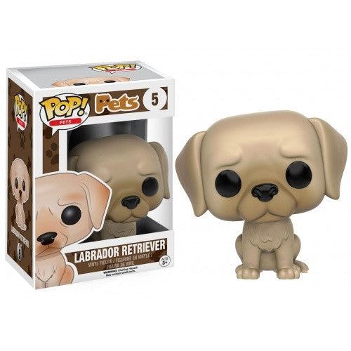 Buy Pop! Pets - Labrador Retriever and more Great Funko & POP! Products at 401 Games