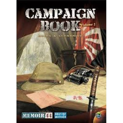 Memoir '44 - Campaign Book Volume 2 available at 401 Games Canada