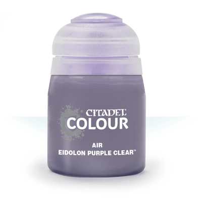 Citadel Air - Eidolon Purple - Clear - 401 Games