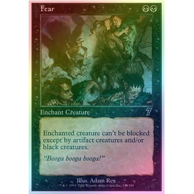 Fear (Foil) available at 401 Games Canada