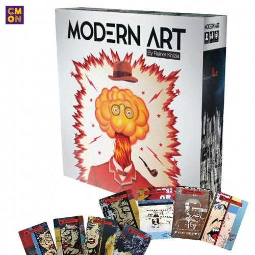 Modern Art available at 401 Games Canada