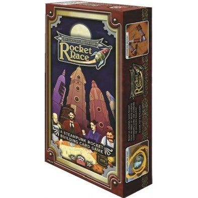 Buy League of Adventure: Rocket Race and more Great Board Games Products at 401 Games