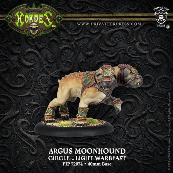 Hordes - Circle Orboros - Argus Moonhound available at 401 Games Canada