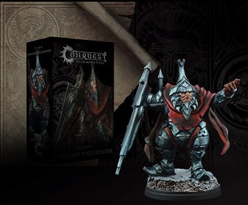Conquest - Dweghom - Tempered Steelshaper available at 401 Games Canada