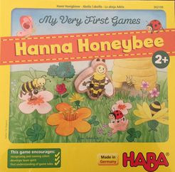My Very First Games - Hanna Honeybee - 401 Games