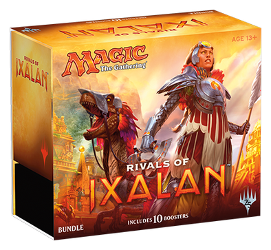 Buy MTG - Rivals of Ixalan - Bundle and more Great Magic: The Gathering Products at 401 Games