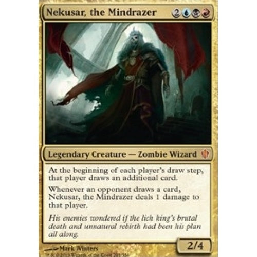 Nekusar, the Mindrazer (C13) available at 401 Games Canada