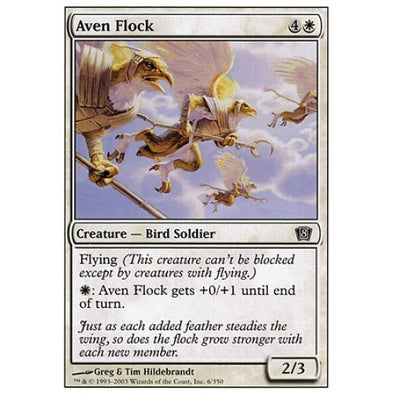 Aven Flock - 401 Games
