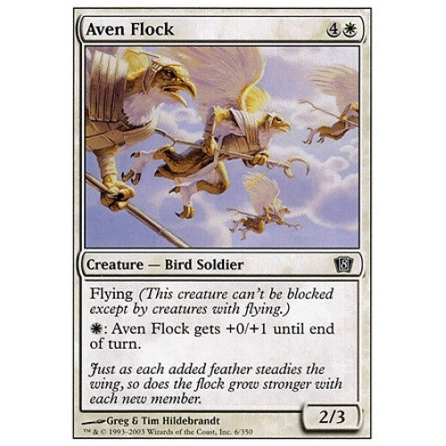 Aven Flock available at 401 Games Canada