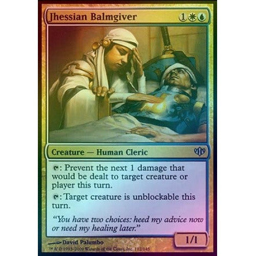 Jhessian Balmgiver (Foil) (CON) available at 401 Games Canada