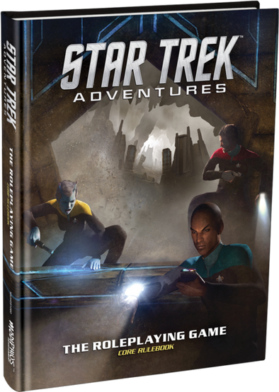 Star Trek Adventures - Core Rulebook - 401 Games
