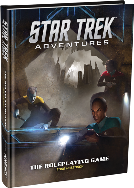 Buy Star Trek Adventures - Core Rulebook and more Great RPG Products at 401 Games