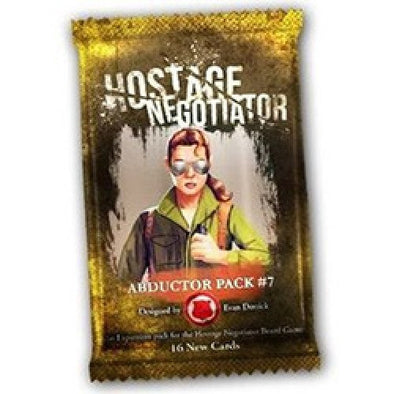 Hostage Negotiator - Abductor Pack #7 - 401 Games