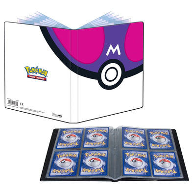 Ultra Pro - Binder 4 Pocket Portfolio - Pokemon - Master Ball (Pre-Order) available at 401 Games Canada