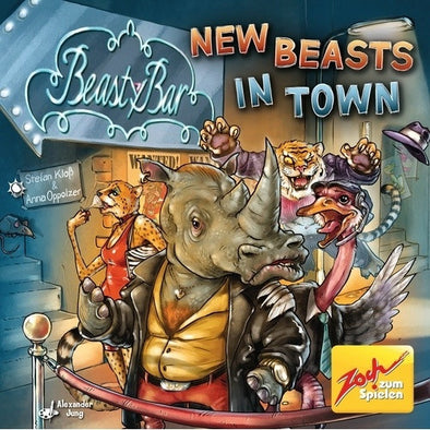 Beasty Bar - New Beasts in Town available at 401 Games Canada