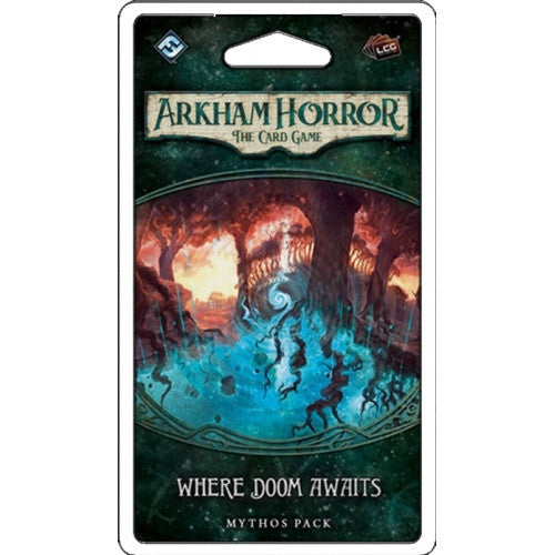 Buy Arkham Horror - The Card Game - Where Doom Awaits and more Great Board Games Products at 401 Games