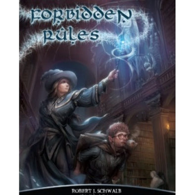 Shadow of the Demon Lord - Forbidden Rules - 401 Games