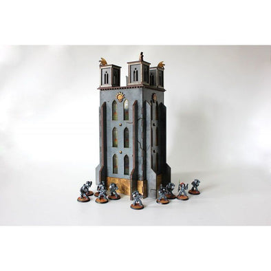 Bandua - Indomitus Aldan - Bell of Souls Tower - 401 Games