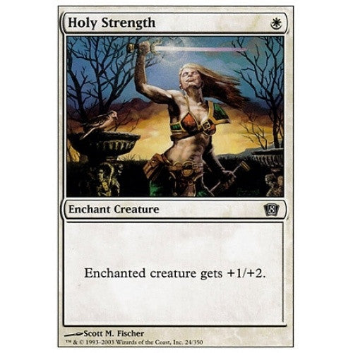 Holy Strength - 401 Games