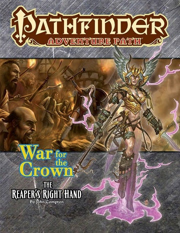 Pathfinder - Adventure Path - #131: The Reaper's Right Hand (War for the Crown 5 of 6) available at 401 Games Canada