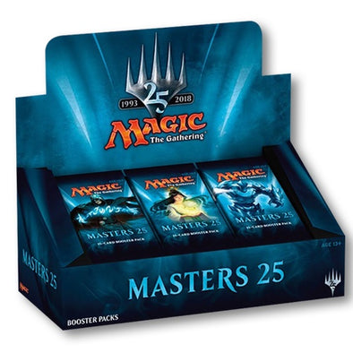 MTG - Masters 25 - English Booster Box - 401 Games