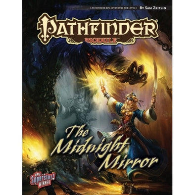 Buy Pathfinder - Module - The Midnight Mirror and more Great RPG Products at 401 Games