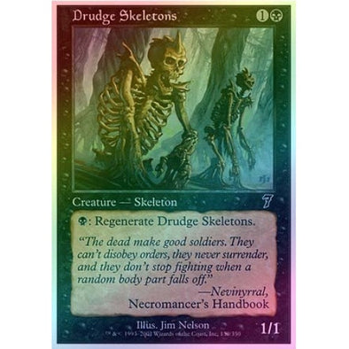 Drudge Skeletons (Foil) available at 401 Games Canada