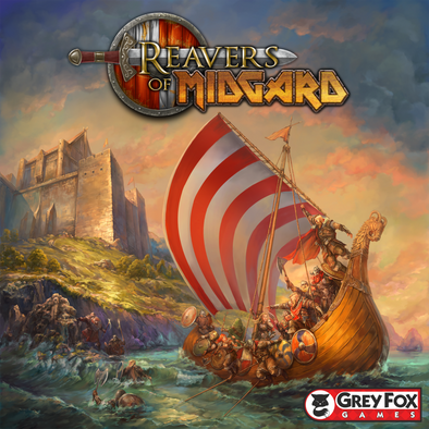 Buy Reavers of Midgard (Pre-Order) and more Great Board Games Products at 401 Games