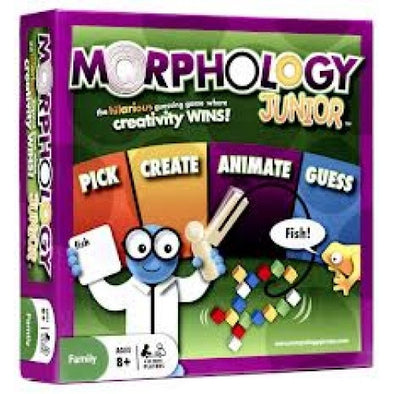 Buy Morphology Junior (no restock) and more Great Board Games Products at 401 Games